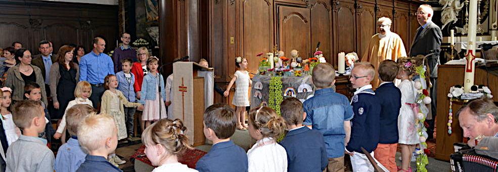 parochies Bertem - Korbeek-Dijle - Leefdaal